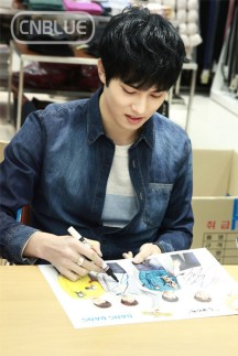 bang bang fan signing