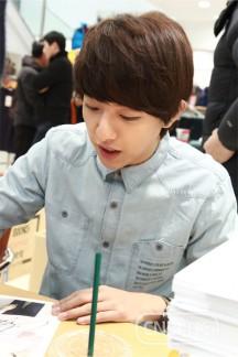 bang bang fan signing2