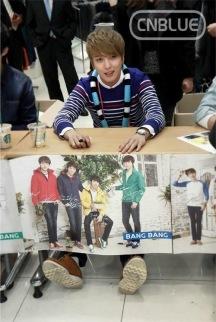 bang bang fan signing4