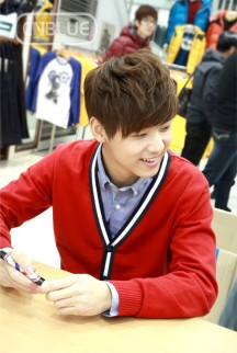 bang bang fan signing7
