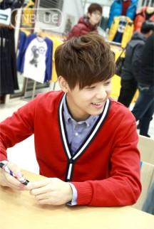 bang bang fan signing7