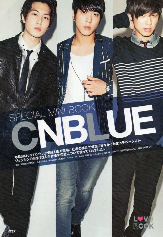 cblue can can march issue4