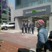 cnblue olive young12
