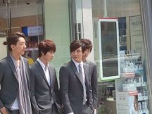 cnblue olive young3