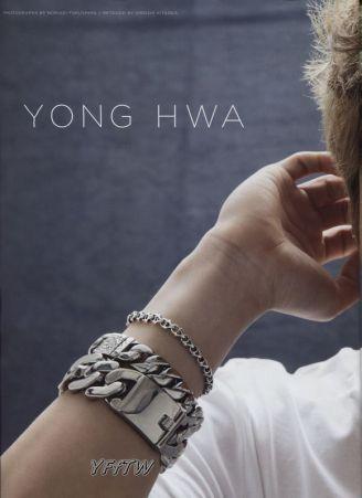 yonghwa on AJ mag6