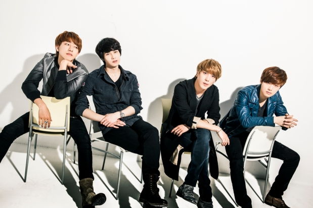 CNBLUE Excite Interview