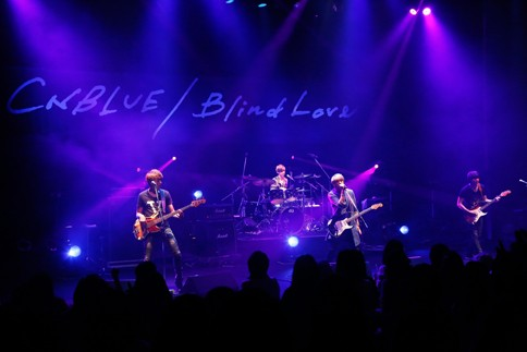 CNBLUE Blind Love Special ReleaseEvent