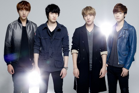 CNBLUE Oricon Style Interview