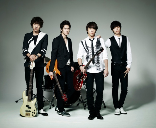 """CNBLUE 6th Japanese Single """"Lady"""" Preview"""
