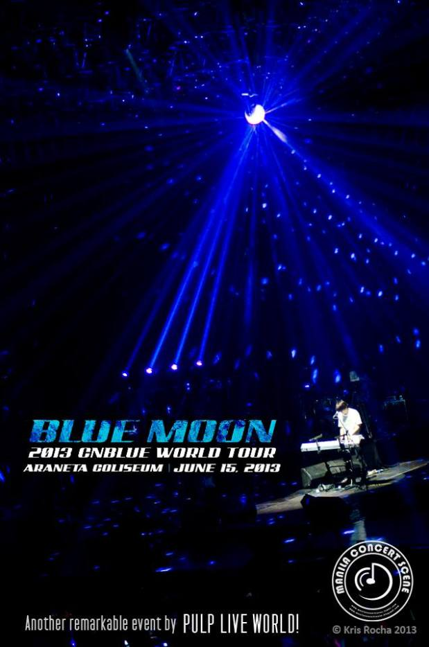 CNBLUE Blue Moon Live in Manila Review