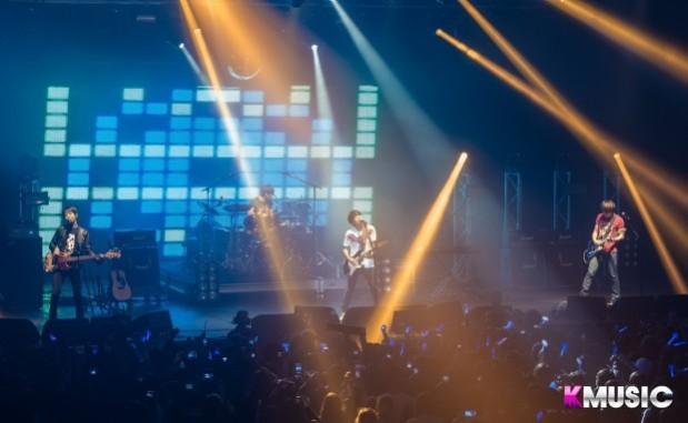 CNBLUE's Blue Moon Concert in Melbourne,Australia!