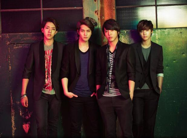 CNBLUE – Lady Full PV