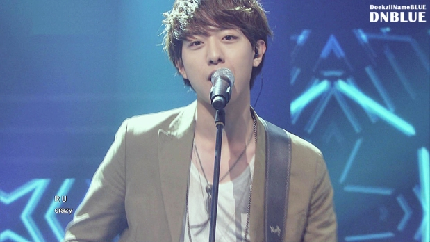 CNBLUE Music Bank Special