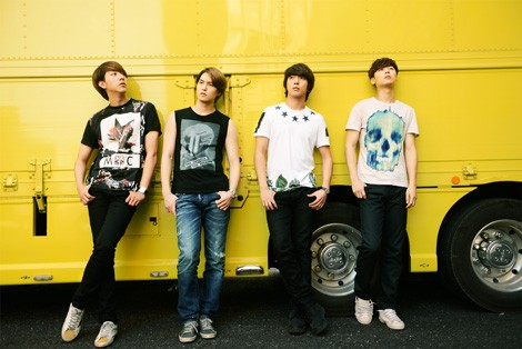 "CNBLUE Oricon Special Interview, ""NEVER STOP"""