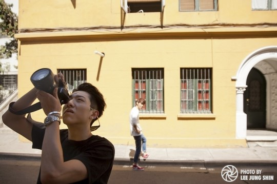 [STARCAST] 2014. Lee Jung Shin's Dreaming Picture Story