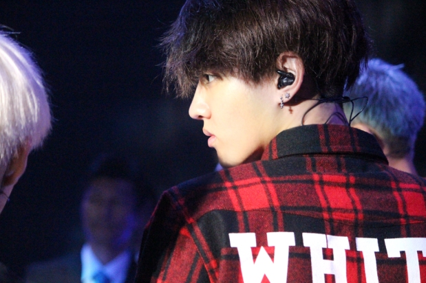 EXO Kris, When Hope is Falling, Wu Yifan